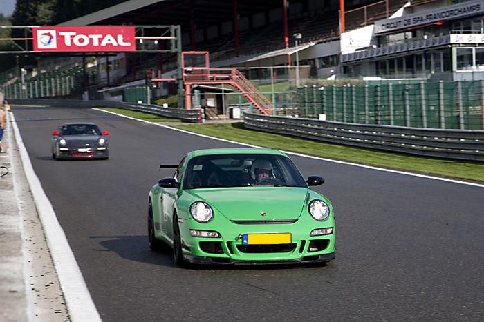 Circuit De Spa Francorchamps Exoticcars