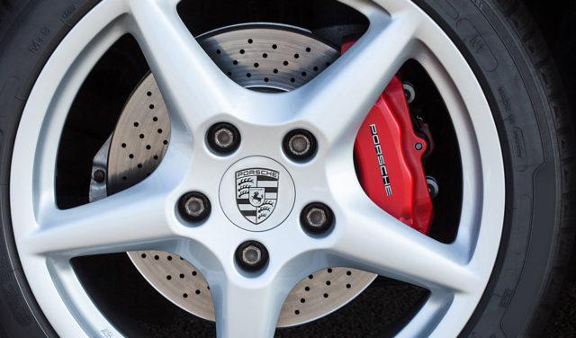Porsche 911 velg