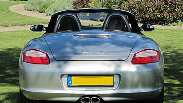 Porsche Boxster S huren