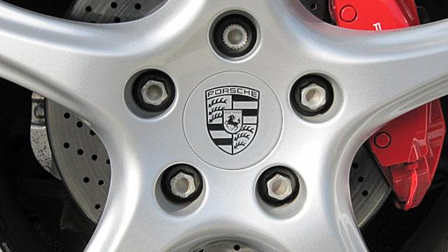Porsche Boxster Velg